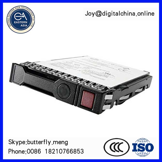 Original New! HP 1.2TB 6G SATA Write Intensive-2 SFF 2.5-in SC 3yr Wty Solid State Drive 804677-B21