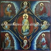 religion canvas oil painting