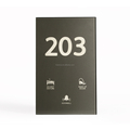 Latest special 220V gun grey color tempered glass hotel guest room doorbell doorplate with DND MUR