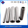 Construction ASTM A500 Grade A Grade B ERW Low Carbon galvanized carbon steel pipe Factory