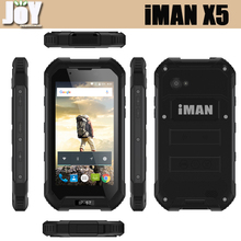 HOT 4.5 Inch IP67 Waterproof MTK6580 Quad Core 8GB ROM Unlocked IMAN X5 4G LTE Cell Phone