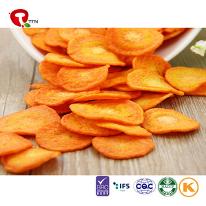 TTN 2018 Healthy Snacks for Kids Carrot Chinese Supplier With Vegetable Market Price
