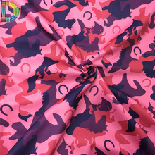 wholesale Knitted 100% polyester jersey printed fabric for Sofa,Home Textile,Mattress,Bedding Use
