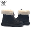 Man sheep wool lined new arrival waterproof snow boot