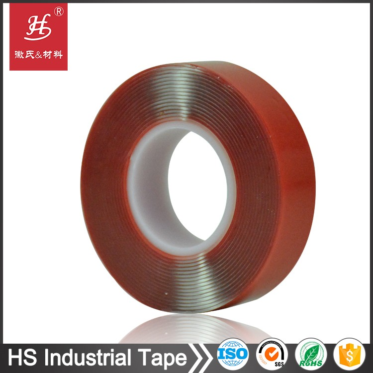 High Adhesion Similar 3m 4910 5952 4991 Double Sided VHB Tape For Window