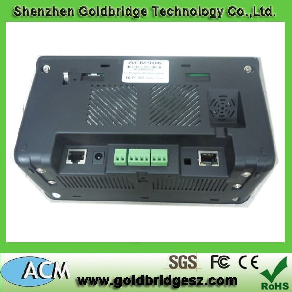 4.3'' id card detection face time attendance system ACM900
