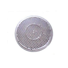 linear vibroscreen stainless steel sieve plate
