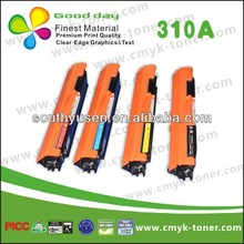 Color toner cartridge CE310A