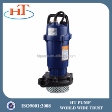 Electric Cast Iron Agriculture Irrigation Submersible Pumps