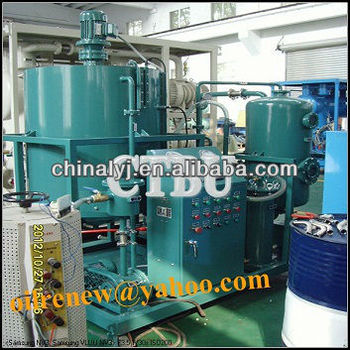 Safety Waste Hydraulic Oil Refining/Recycling Plant