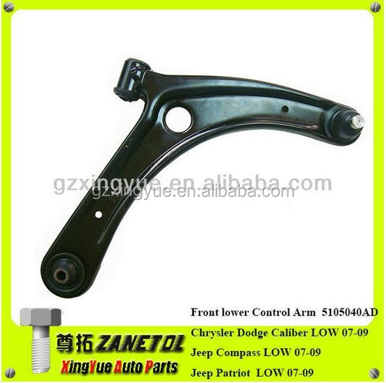 Left Front lower Control Arm for Chrysler Dodge Caliber Jeep Compass Patriot parts 5105041AD 5105041