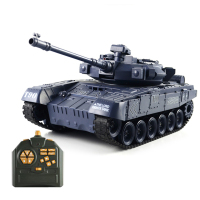China Factory Toys T90 Shooting RC Tank with Music and Light