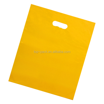 Customized flexo printing different size plastic bag
