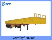 high side semi-trailer