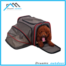 Pet Carrier, Large, Soft Sided, Airline Approved For Dog Or Cat innovator dog carrier