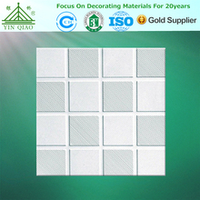 China Manufacturing Plant soundproofing Alpha Gypsum Ceiling Board