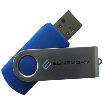 Low price plastic swivel usb flash drive 4gb customized pendrive for gifts