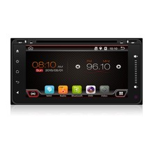Cheap price 6.95inch touch screen android royal car dvd navigation system for Toyota