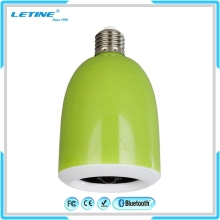 Music Smart LED Light Bulb with Speaker Bluetooth Multi-Color Dimmable Color
