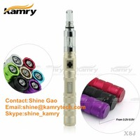 original kamry x8j pen e-cigarette, 120mm e-cigarette holder wholesale China ecig market