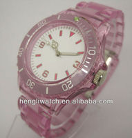 Plastic Gift Watches Recycled Plastic 3ATM Waterproof