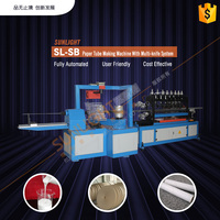 High Quality Soap Stick Paper Tube Making Machine