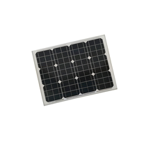 High efficiency infrared solar panel 50w 100w 150w 200w 250w mono solar pv modules factory from China