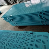 China manufacturing punching hole perforated plate mesh