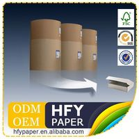 Exceptional Quality Cylinder Paper Custom Shape Printed Double Sided Craft Paper