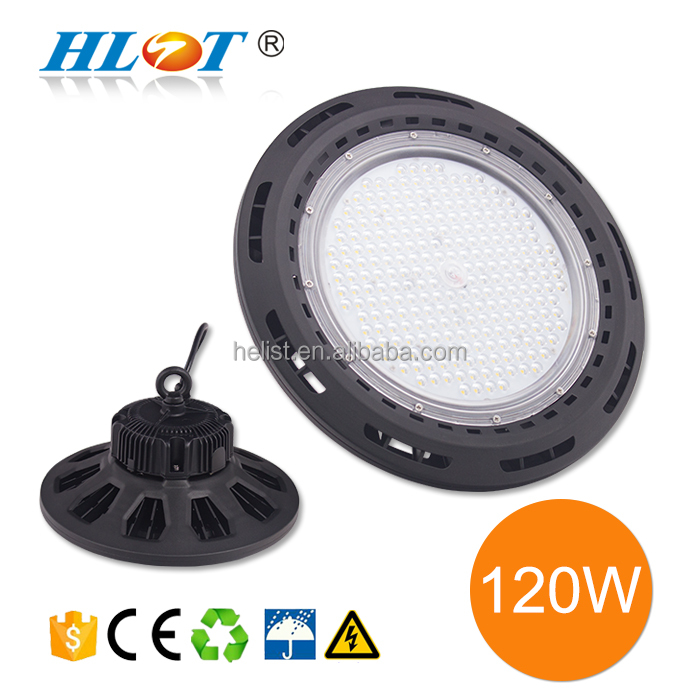 New Led Light Innovation UFO LED High Bay Light 120w with Aluminum Housing