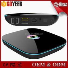 Soyeer Q Box Mini M8S Android Tv Box Android Tv Box 3Gb Ram Quad Core Mx2 Android Tv Bo