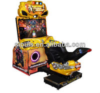 42'' HD LCD Battle Motor - Simulator Driving Motor Game Machine