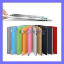 Soft Leather Skin Fold Stand Smart Case for iPad 4 Support Cover