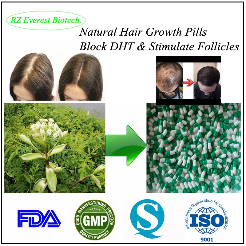 Private Label Effecitve Safe Super Fast Chinese Hair Growth Pills Vitamins