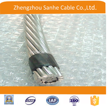 IEC 61089(AAC) ALL ALuminum Conductor 10mm2 7/1.35mm Bare Conductor Overhead Cable