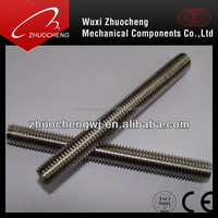 din975 stainless steel 304 all thread rod