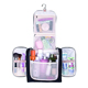 best sell heavy duty waterproof travel makeup toiletry cosmetic organizer bag