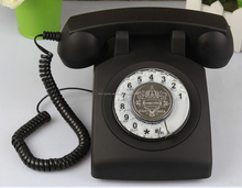 Old fashioned Rotary Telephone decoration for home