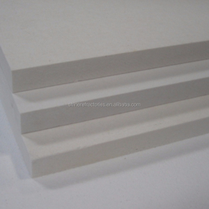 1600C 1700C 1800C Vacuum formed ceramic fiber board for furnace