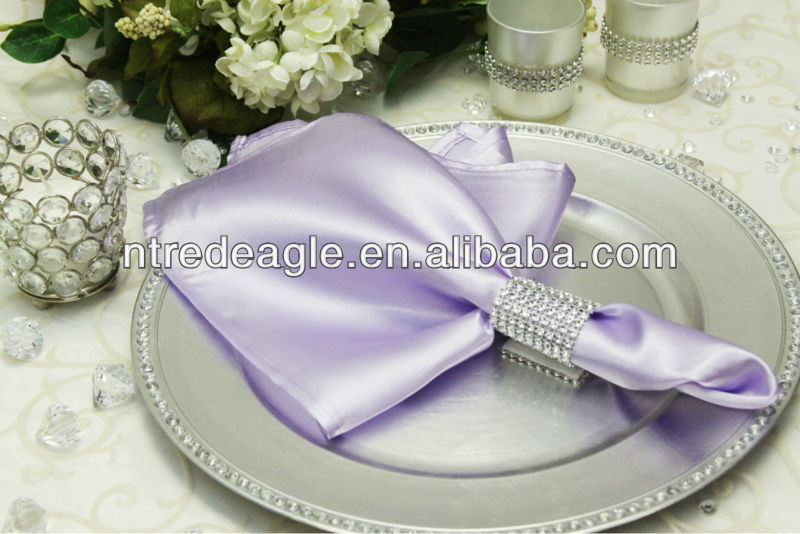 Wedding and hotel napkins