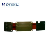 New Product ShenZhen PCB Factory 6-Layer Design Automotive FPC Flexible PCB Industrial Control Board