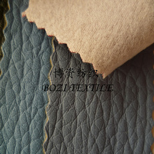 Direct selling new design fabric washable leather for furniture