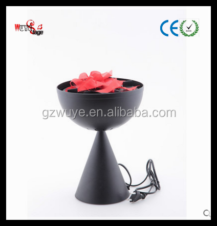 Party Lamp Fire Light Stage Lighing Tabletop Flame Lamp