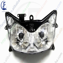 Material ABS Plastic Racing Motorcycle Headlight Lamp ST1300 for Honda