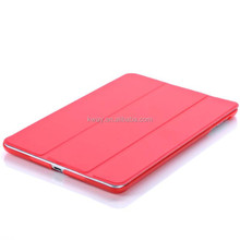 Ultra Slim Magnetic Smart Cover Leather Case with Matte back case for Apple iPad mini 1 2 3 with Retina Display