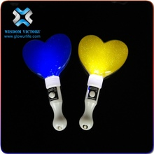 Wisdom Victory Kids toy heart led stick , concert light stick