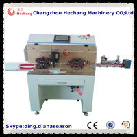 electric cables manufacturing machine automatic wire stripper