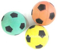 2013 Hot Sales High quality rubber ball for pet