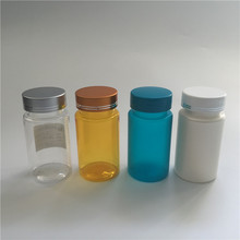 100cc plastic container pills bottles 100ml PET bottle for vegetal pills