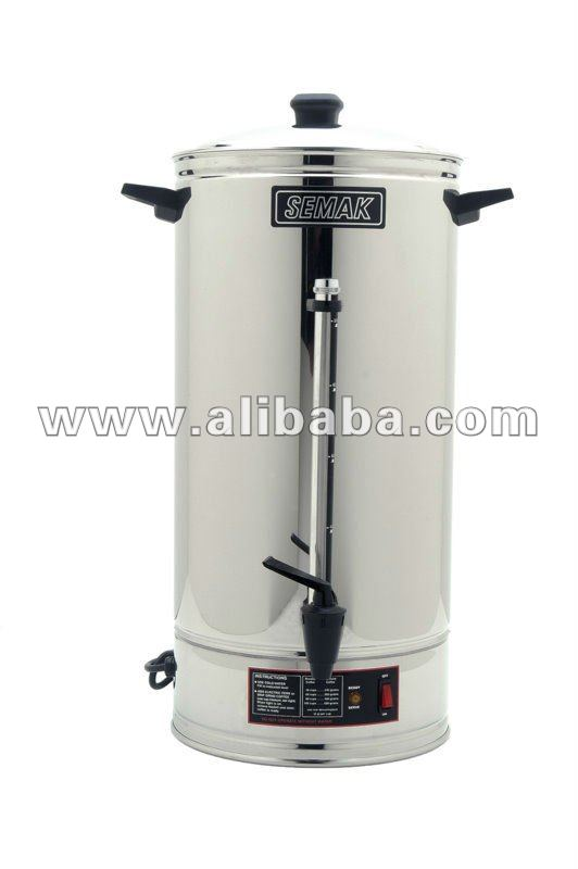 CP100 - 100 Cup Semak Coffee Percolators
